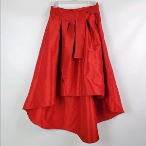 Touch Me evening high low skirt like new!